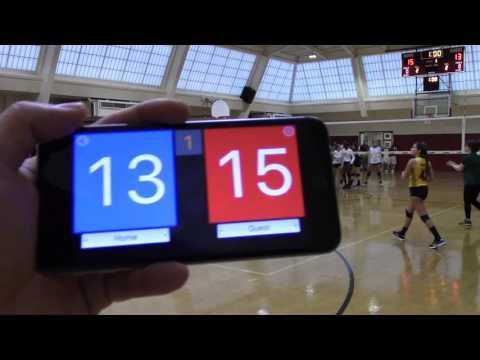 Varsity Volleyball: Chapin vs Horace Mann NYSAIS 2015