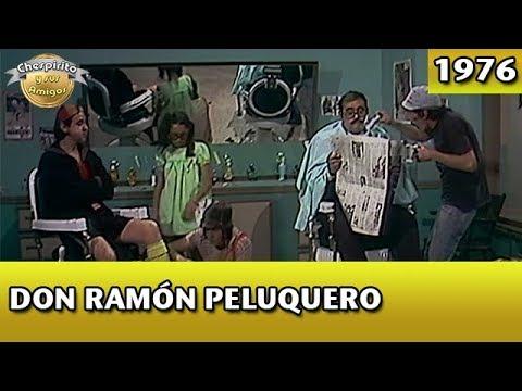 El Chavo | Don Ramón peluquero (Completo)