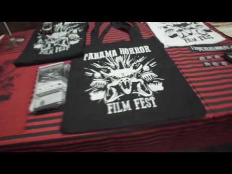 PANAMA HORROR FILM FEST. 2016