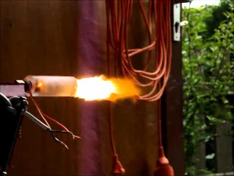 Pyro Free Ignition of Hybrid Rocket Motor with Wax/Epoxy Resin Grain