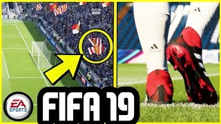 NEW FIFA 19 GAMEPLAY FEATURES YOU NEED TO SEE