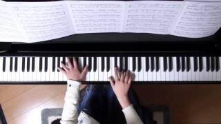 2016年1月6日 録画、 使用楽譜;YAMAHA・ぷりんと楽譜・上級.