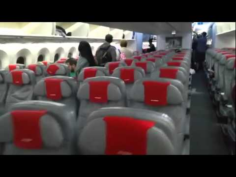 Boarding Norwegian Airlines Boeing 787 from Fort Lauderdale to London-Gatwick