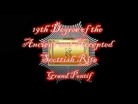 19th Degree of the Ancient and Accepted Scottish Rite - Grand Pontiff