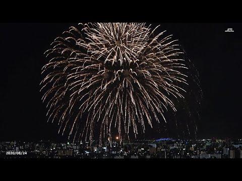 大会 2020 花火 江戸川