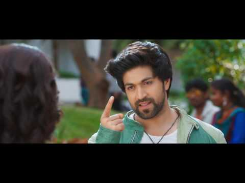 Santhu Straight Forward Official Trailer HD