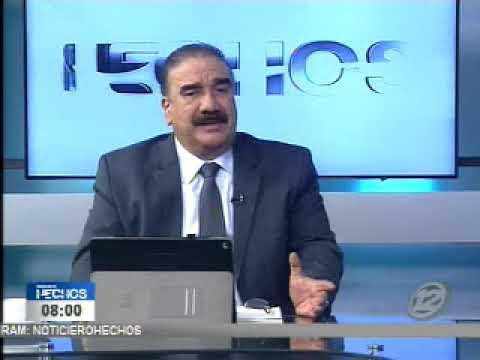 El diputado Donato Vaquerano nos habla sobre el proceso de aprobación del presupuesto 2018