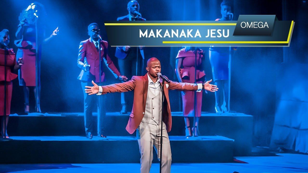Omega Khunou - Makanaka Jesu