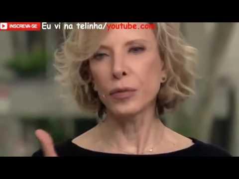 Marilia Gabriela diz que ama o Gianecchini para sempre 10/10/2016 Video Show