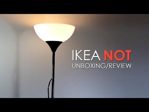 IKEA floor Lamp - Unboxing | Online Tech Review