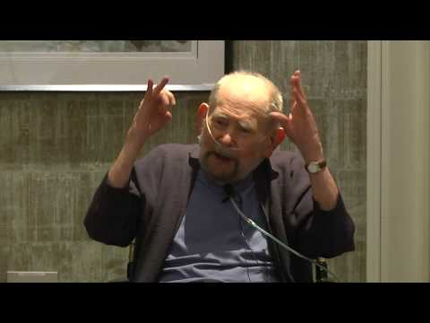 Sydney Brenner's lectures - Day 1, 26 Oct '17