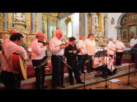 Grupo de Cavaquinhos de Vilar de Besteiros - Igreja de São João de Areias