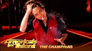Shin Lim: His BEST Tricks All In ONE Finale Performance! | AGT Champions