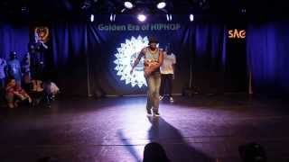 YUGSON AND MALCOM  SERIAL STEPPERZ -SHOW GUEST KOREA 2013