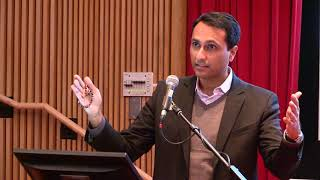 """Eboo Patel: """"Building a Diverse Democracy: Interfaith Engagement in Times of Crisis"""""""