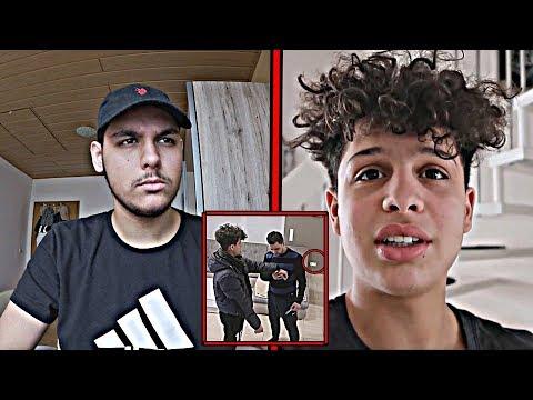 Jounes Amiri und seine FAKE PRANKS! (Beweise)