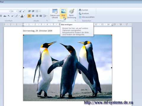 Windows 7 Das Neue Alte Wordpad Youtube