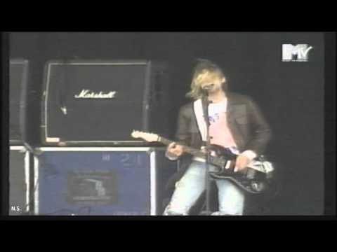 Nirvana - School - Reading 1991