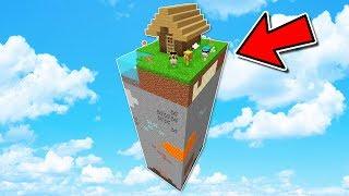 SOLO EL 1% SOBREVIVE EN ESTE MUNDO! 😱 MINECRAFT thumbnail