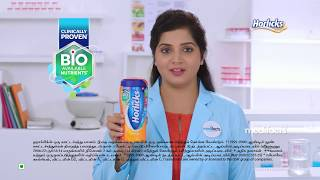 Horlicks_Bio Available Nutrients_Medifacts TV AD : Tamil