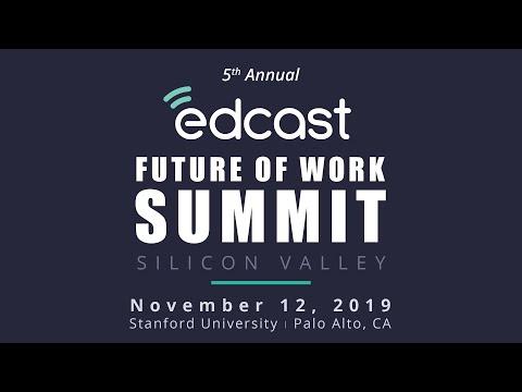Karl Mehta, Welcome Address   EdCast FOW 2019