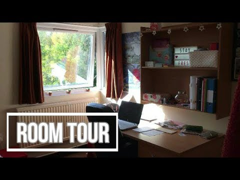 UNIVERSITY ROOM TOUR (Durham)