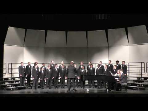 Stafford High School Men's Chorus - Tell My Father