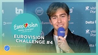 Eurovision Challenge #4: Would you rather ...