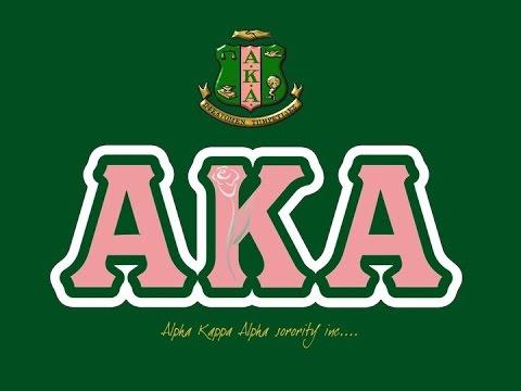 Alpha Kappa Alpha - University of Michigan-Flint - Probate