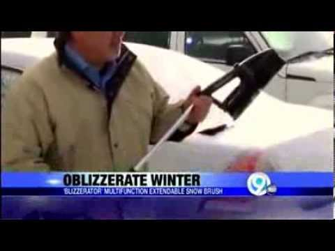 Blizzerator™ Visits Syracuse New York