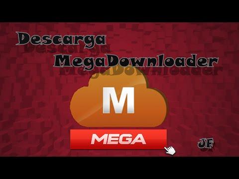 Descargar e Instalar Mega Downloader v.1.7  Español 2016