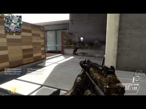 Black Ops 2 Gameplay + Roxio Quality Test