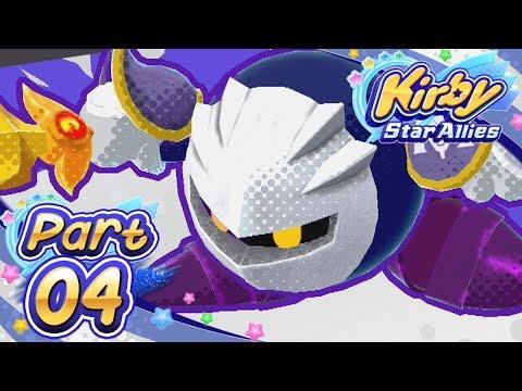 Kirby Star Allies - Part 4 - Meta Knight