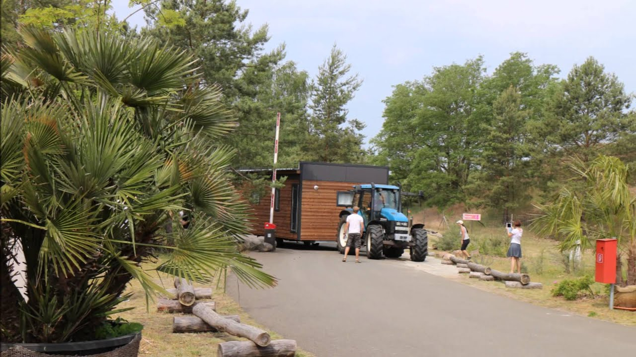 Mobile homes am tropical islands youtube - The mobile house on the unstable island ...