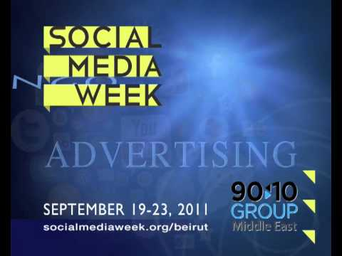 Social Media Week Beirut Ad