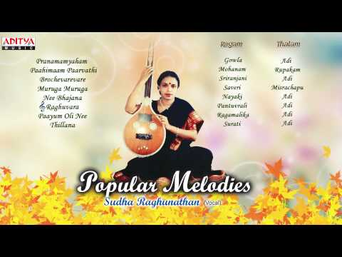 Popular Melodies Sudha Raghunathan Vocal