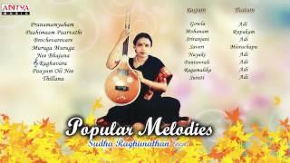 Popular Melodies Sudha Raghunathan Vocal