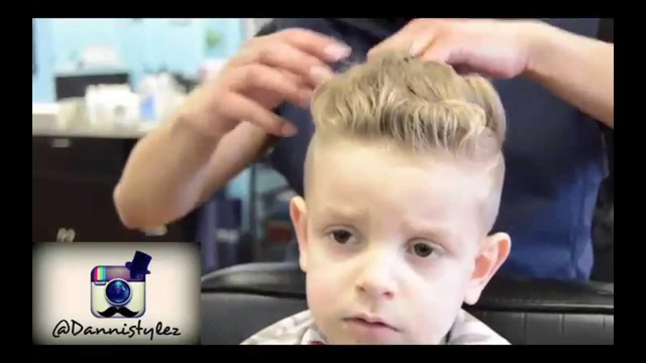 boys undercut corte de pelo moderno para nio - Corte De Pelo Moderno