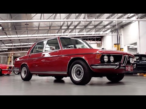 BMW 'New Six' - Shannons Club TV - Episode 121