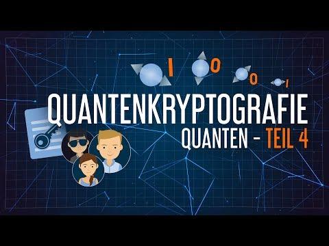 Quantenkryptografie