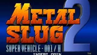 Metal Slug 2 Judgment
