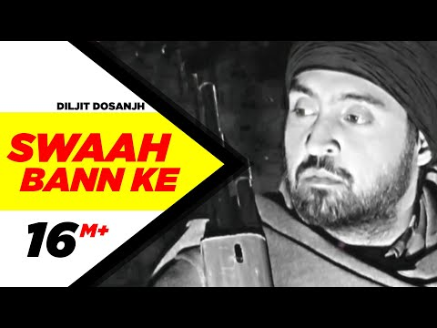 Swaah Bann Ke Full Audio Song  Diljit Dosanjh  Punjabi Song Collection  Speed Records
