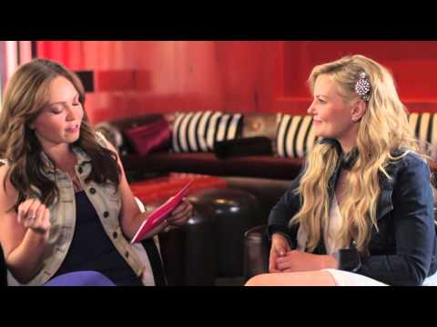 Jennifer Morrison Talks Once Upon A Time - Girl Crush
