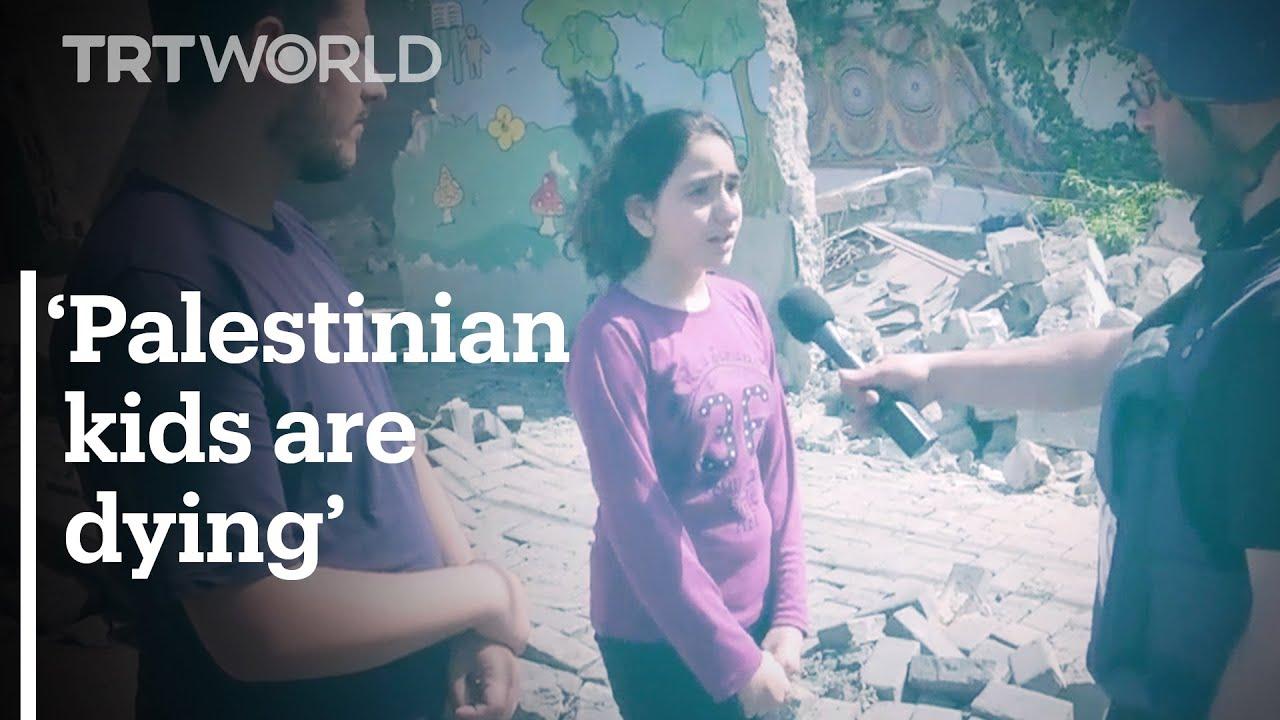 英語の記事を毎日読むのが英語上達に役立つ  イスラエル・ガザ紛争:これは新たな戦争の始まりなのか?