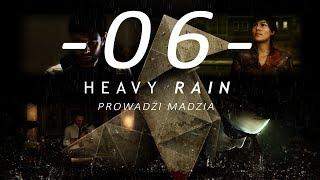 [PS4] Heavy Rain #06 - Motel / Odprawa / Nathaniel / Samobójczyni