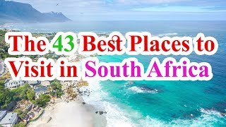 south africa travel, south africa tour, the 43 Best Places to Visit in South Africa