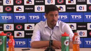 Conferencia de prensa Nicolás Córdova 22 octubre 2017 thumbnail
