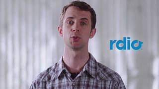 Rdio: Unlimited Music Everywhere