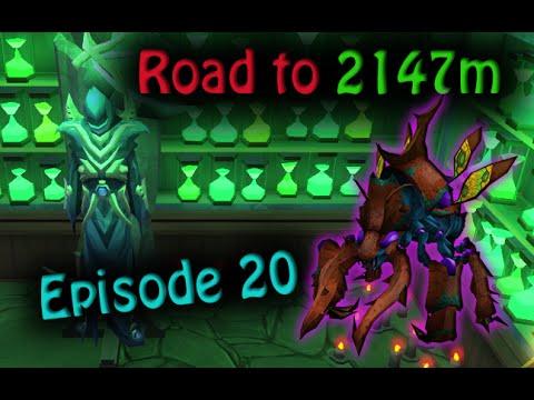 Runescape - Road to 2147m l Episode 20