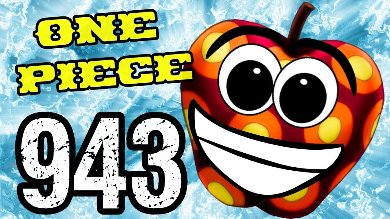 """One Piece Chapter 943 Review """"SMILE All Day Long!!"""" 